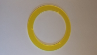 "Yellow Fluorescent Ring - Turner ""No-Pest"" Light Covers"